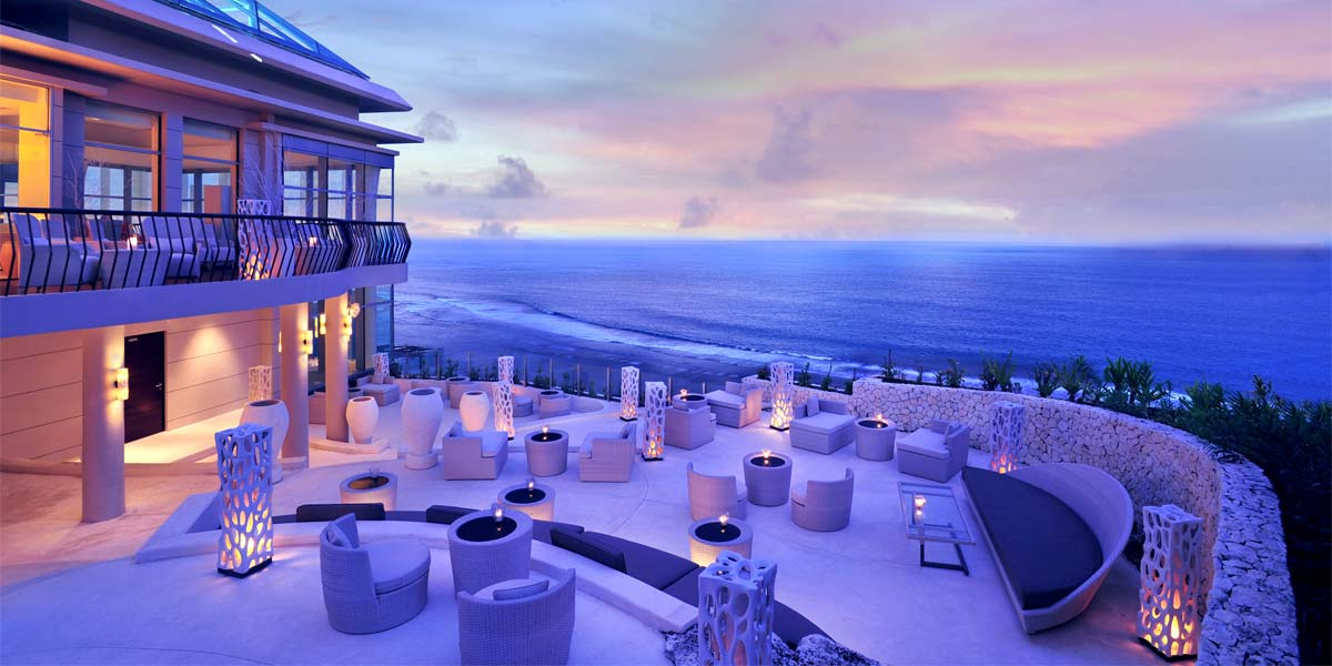 Outdoor Terrace For Events, Banyan Tree Bali Event Spaces, Banyan Tree Bali, Prestigious Venues