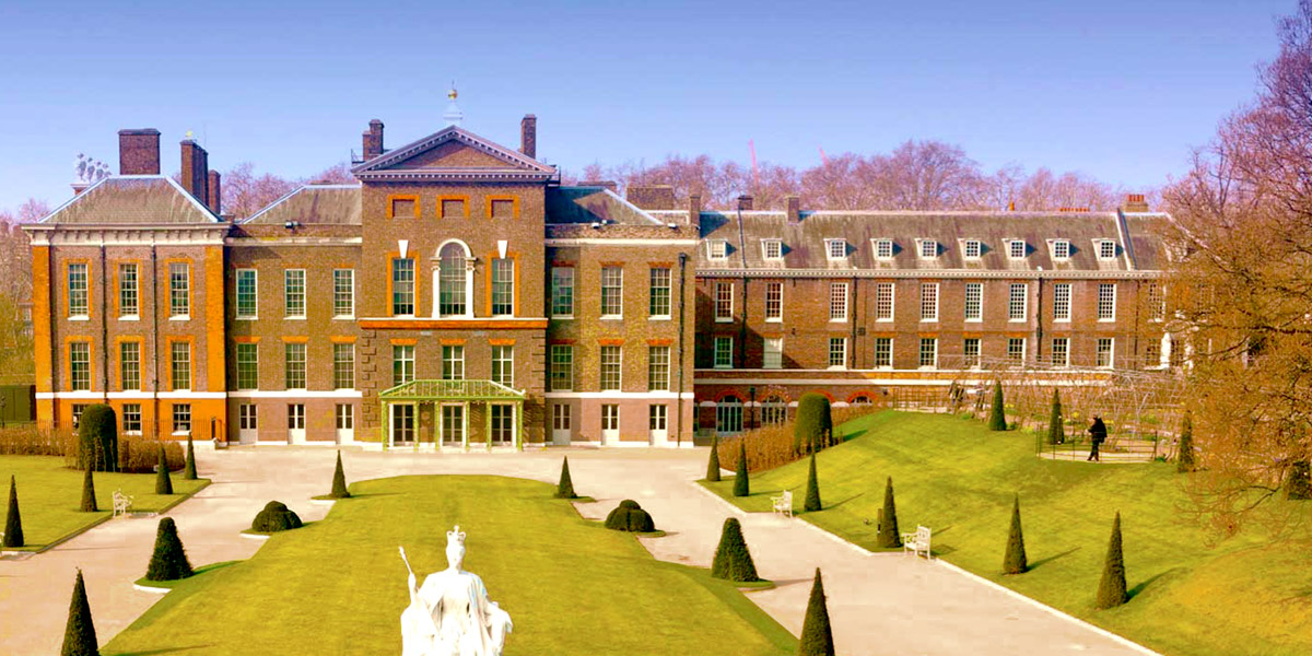 Palace For Events, Kensington Palace Event Spaces, Kensington Palace, Prestigious Venues