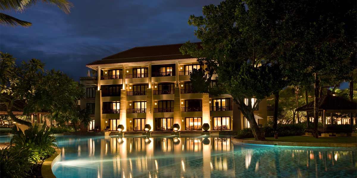 Poolside Event Space, Event Venue, Conrad Bali, Prestigious Venues