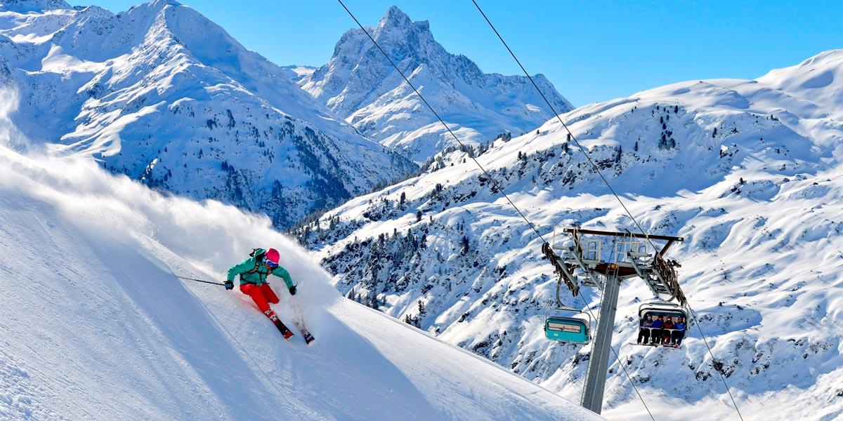 Powder Snow, St Christoph, Arlberg, Skiing, Hotel Maiensee, Prestigious Venues
