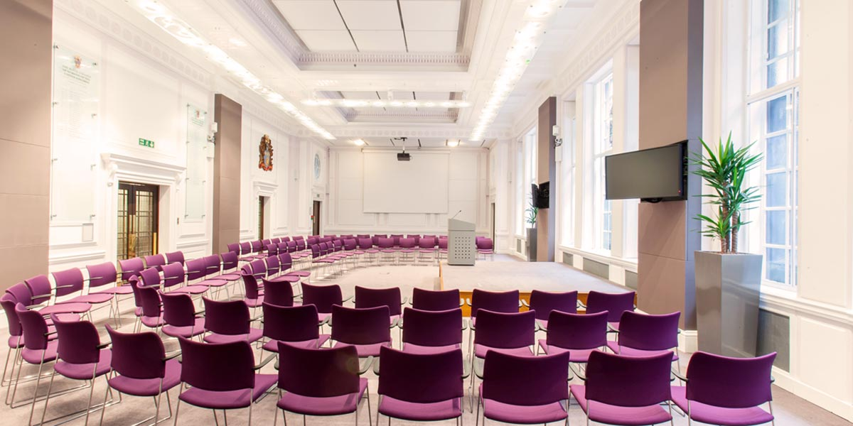 Press Conference Venue Near Oxford Street, 20 Cavendish Square, Prestigious Venues