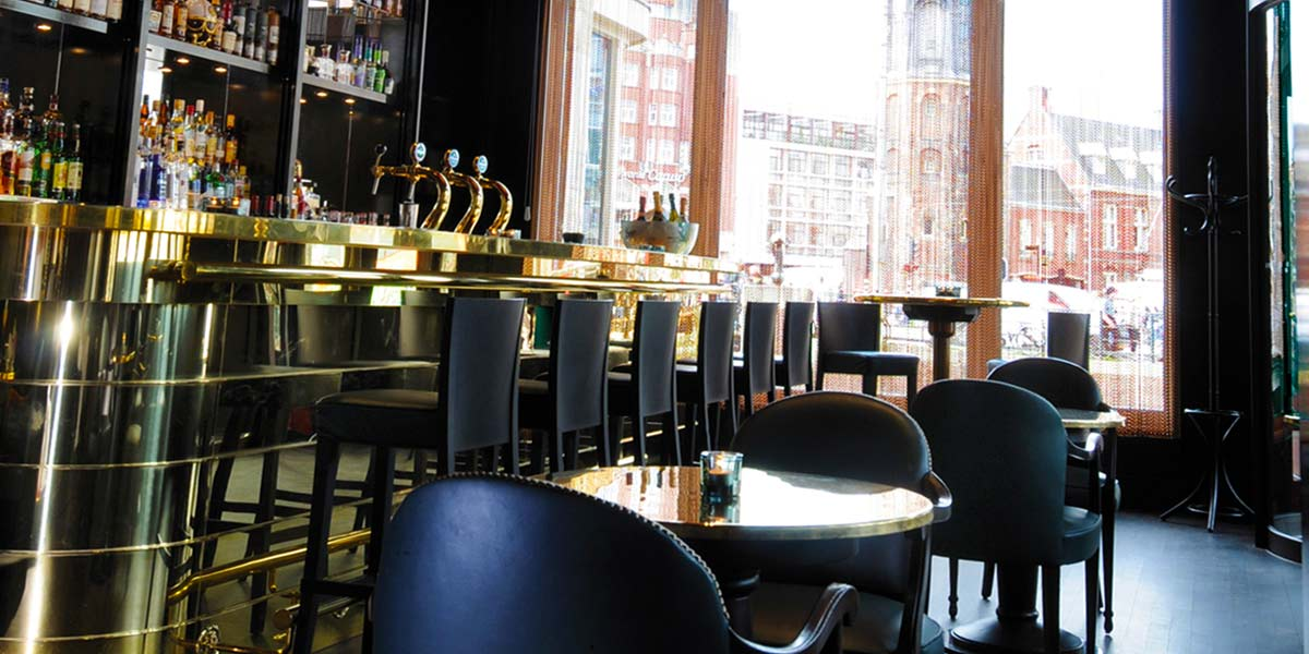 Private Bar Venue, De L'Europe, Prestigious Venues