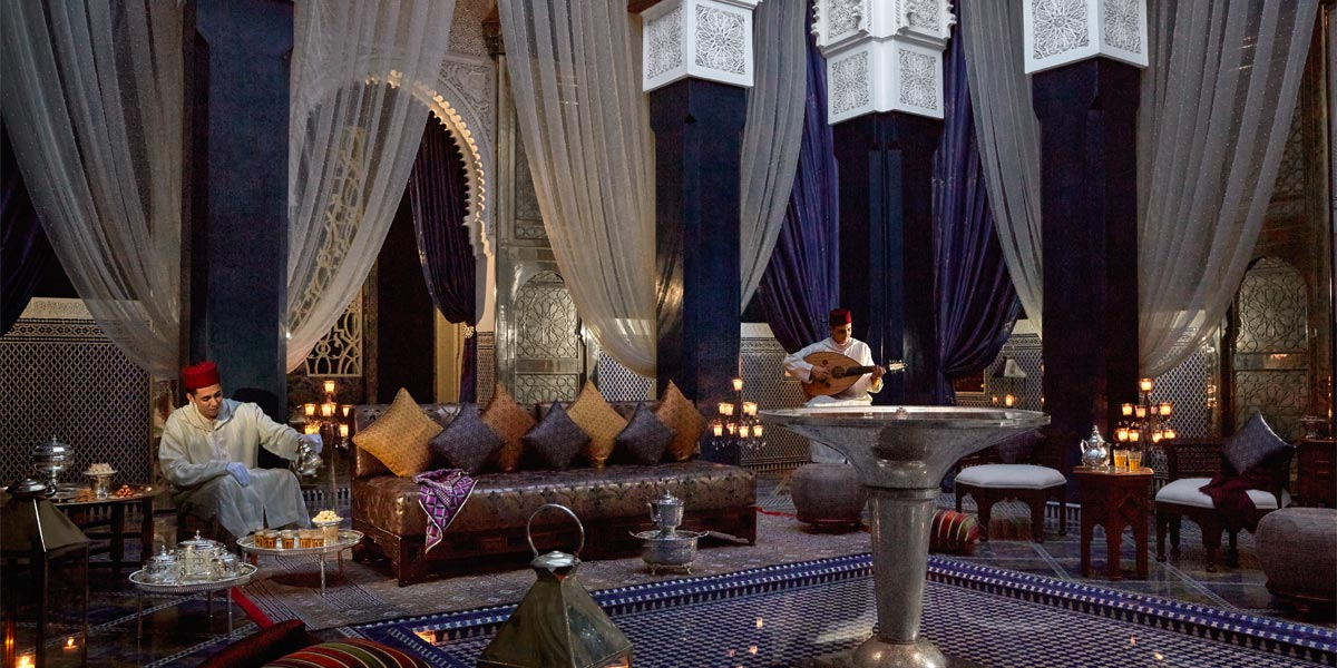 Special Celebration Venues, Private Celebrations, Royal Mansour, Prestigious Venues