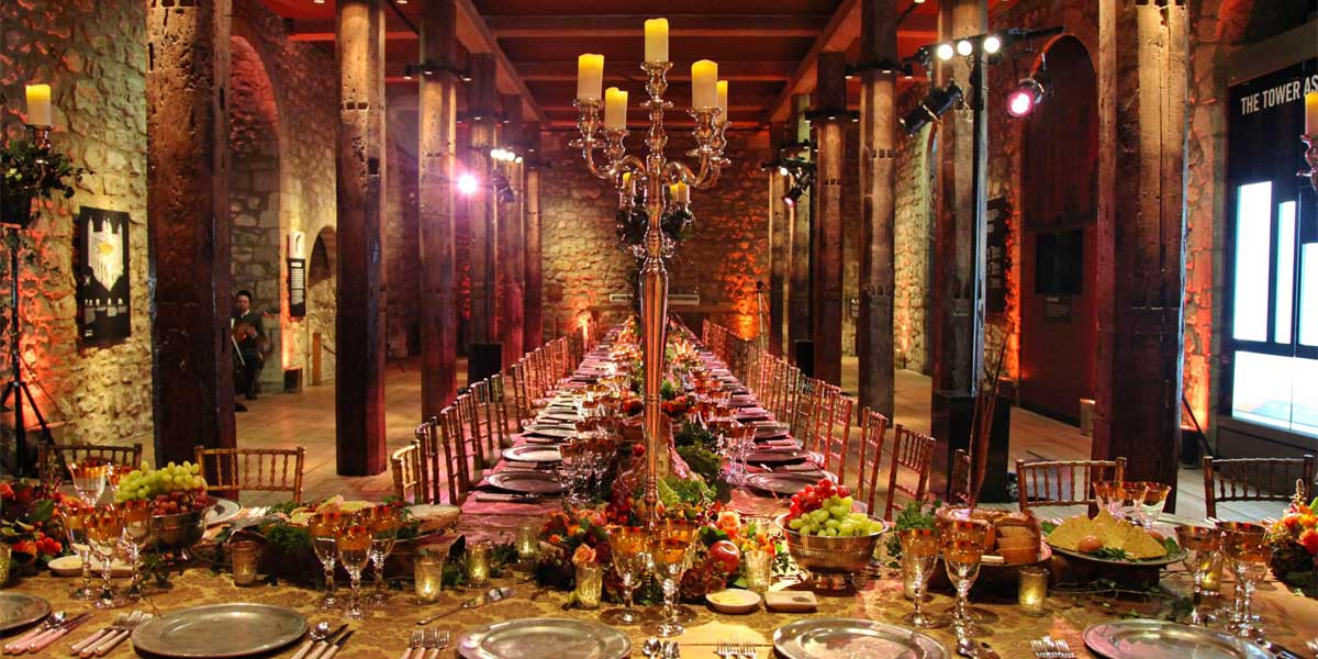Private Dining Venues, Private Dining In Central London, Tower Of London, Prestigious Venues