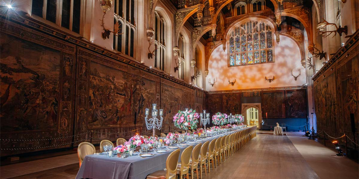 Film Location Venues, Private Dining Venue, Hampton Court Palace, Prestigious Venues