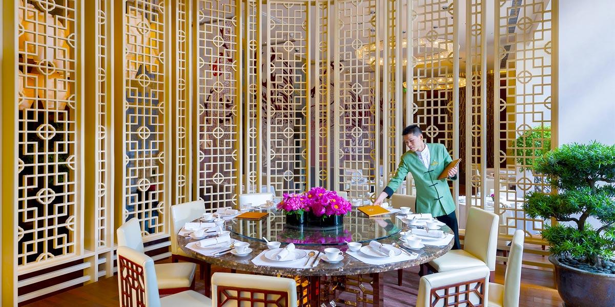 Private Dining Venue, Mandarin Oriental Pudong, Prestigious Venues