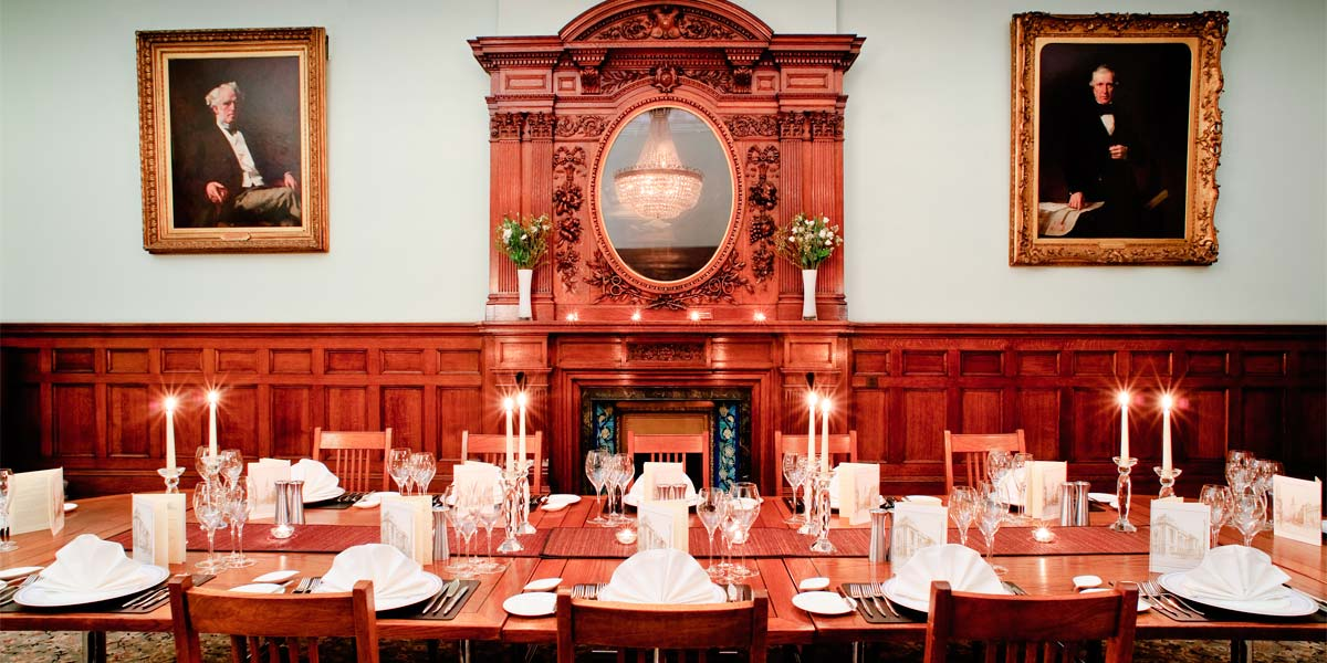 Private Dining in Central London, One Great George Street, Prestigious Venues