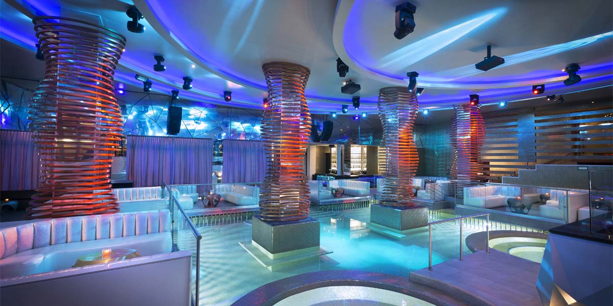 Private Party Venue, Hard Rock Hotel Riviera Maya, Prestigious Venues