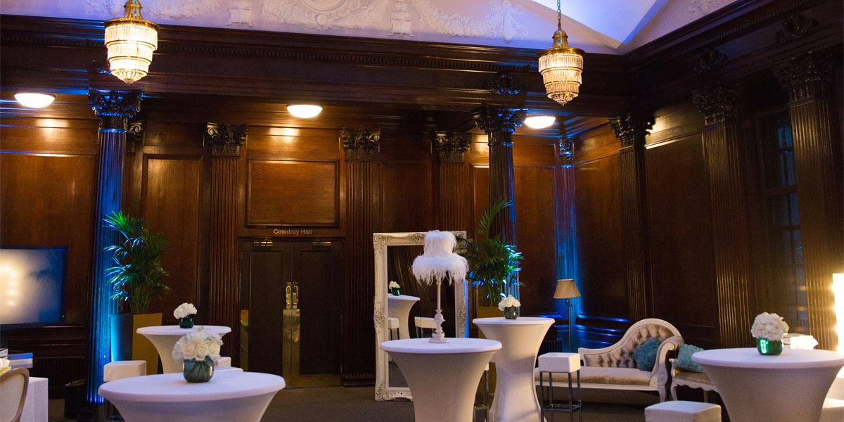 Product Launch Venues, 20 Cavendish Square, Prestigious Venues