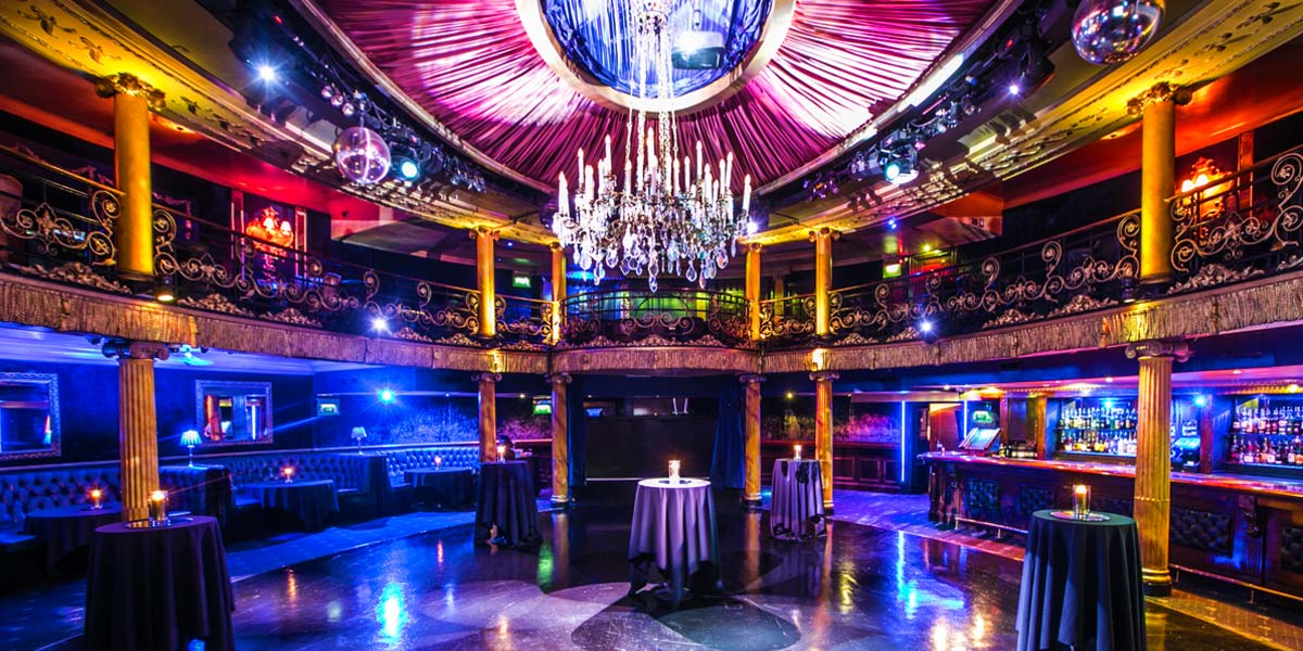 Reception Venue in Central London, Cafe de Paris, Prestigious Venues