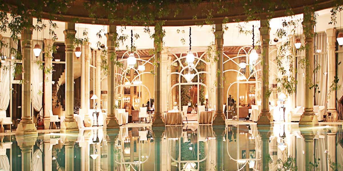 Romantic Venue in Morocco, Palais Rhoul & Spa, Prestigious Venues