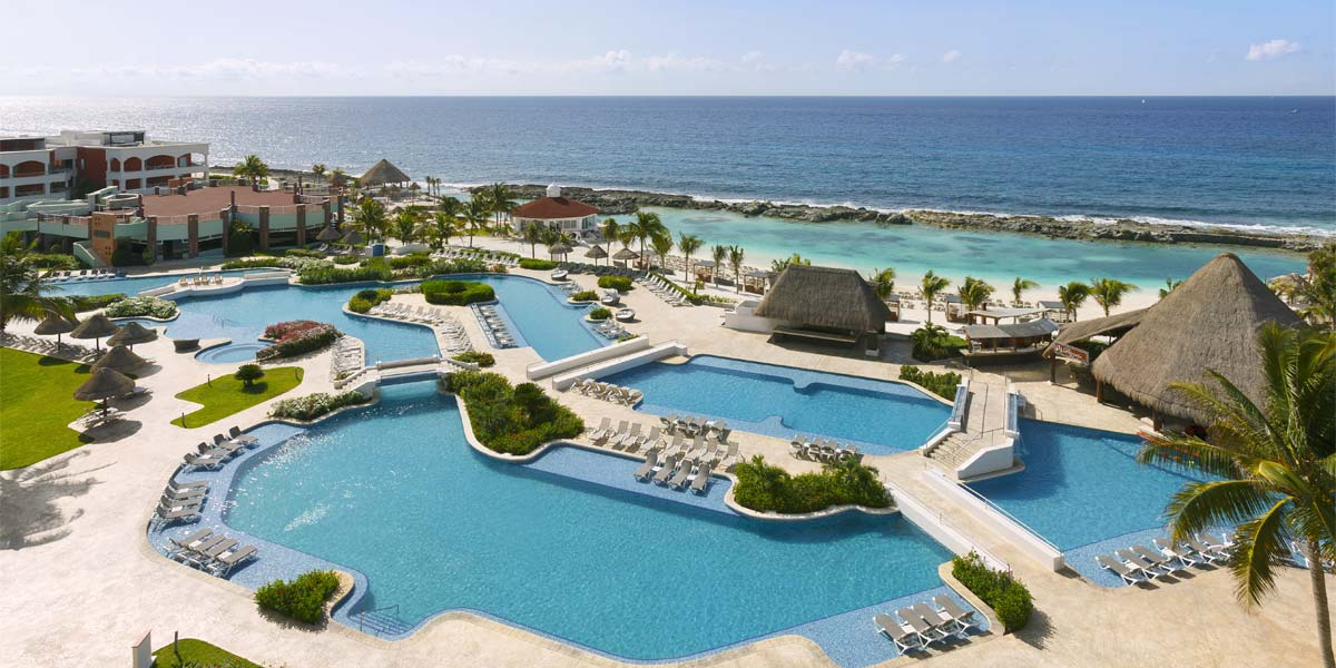 Sea View Venue, Hard Rock Hotel Riviera Maya, Prestigious Venues
