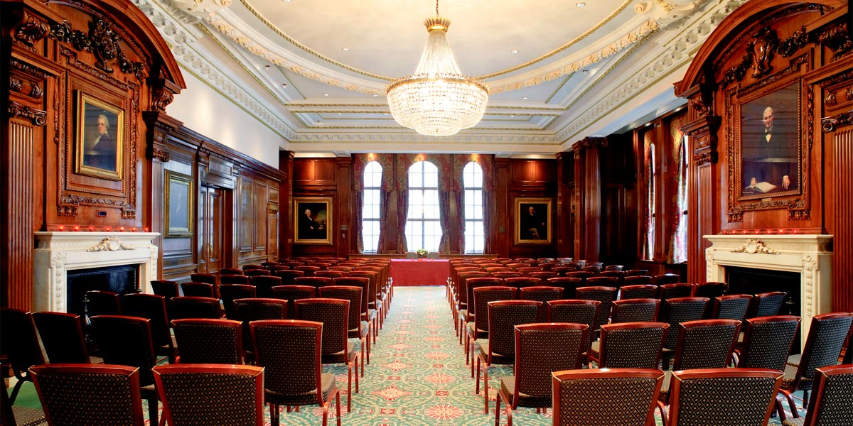 Smeaton Room, One Great George Street, Prestigious Venues