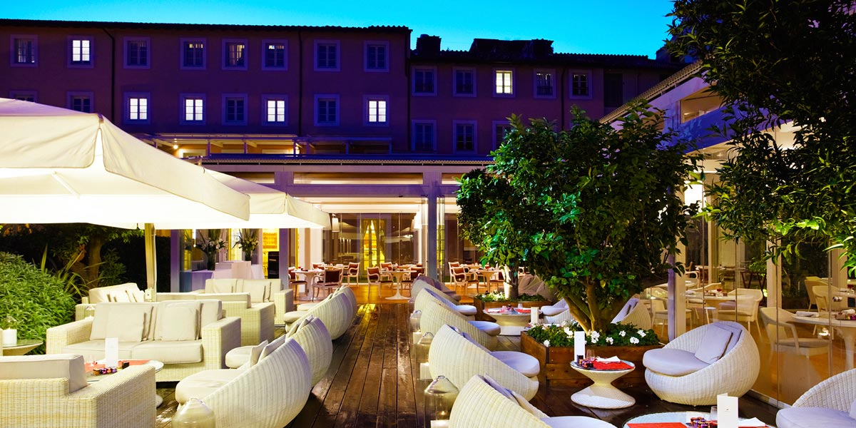 Summer Party Venue, Gran Melia Rome Villa Agrippina, Prestigious Venues