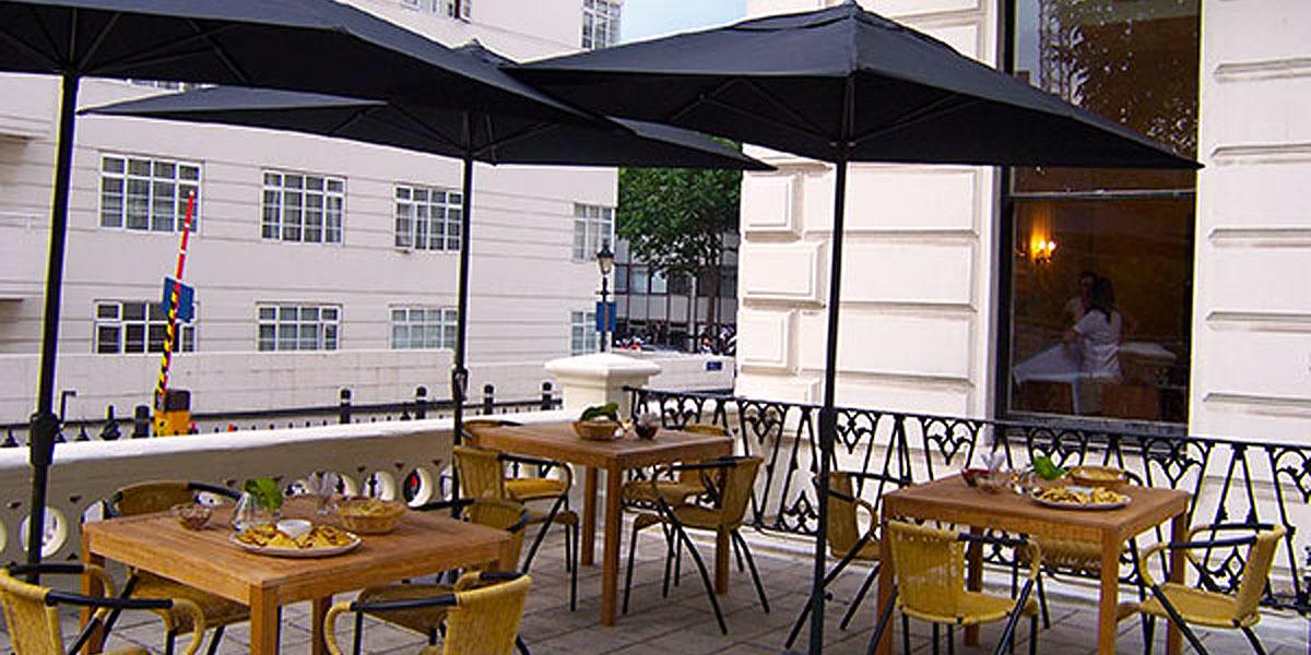 Terrace Venue, 58 Prince's Gate, Prestigious Venues