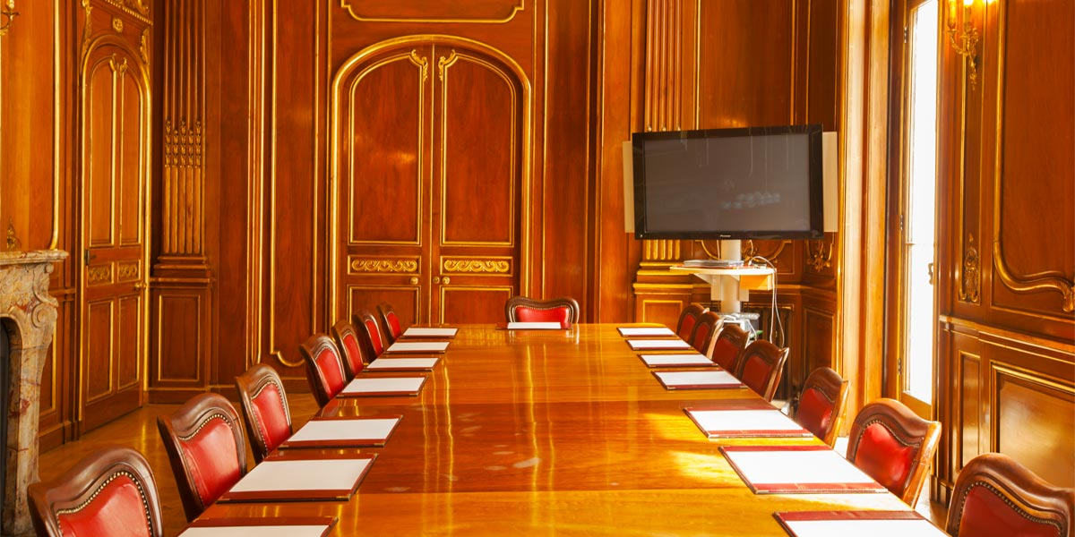 The Boardroom At 58 Prince's Gate, Prestigious Venues