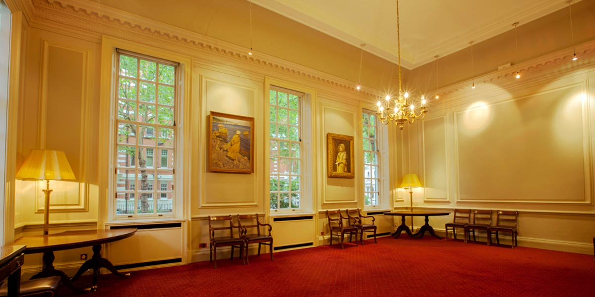 The Drawing Room At 170 Queen's Gate, Prestigious Venues