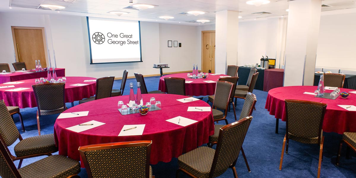 Training Venue In Central London, One Great George Street, Prestigious Venues