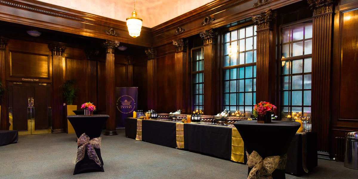 Exhibition Venues, Venue For Receptions, 20 Cavendish Square, Prestigious Venues