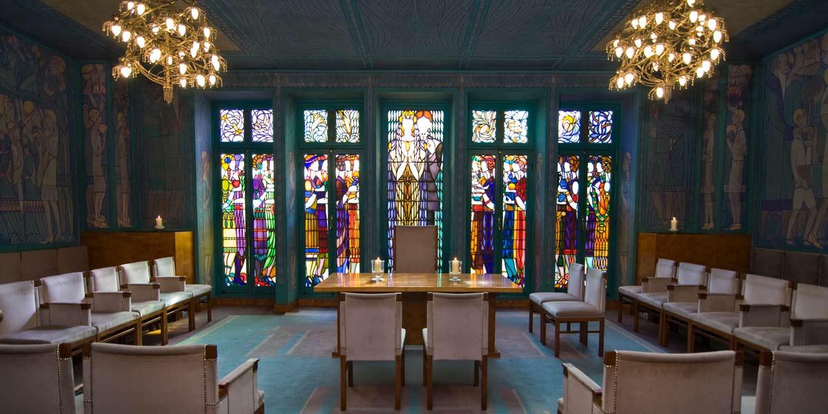 Wedding Chapel, Sofitel Legend The Grand Amsterdam, Prestigious Venues