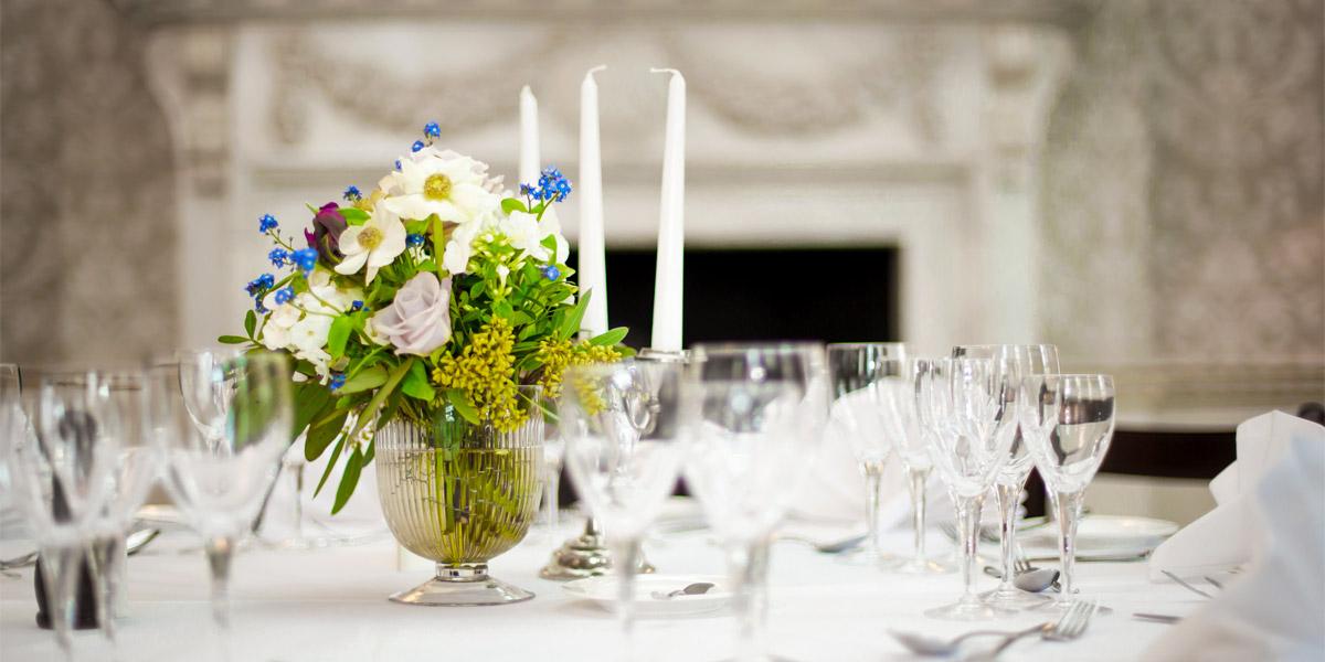 Wedding Decoration Ideas, 170 Queen's Gate, Prestigious Venues