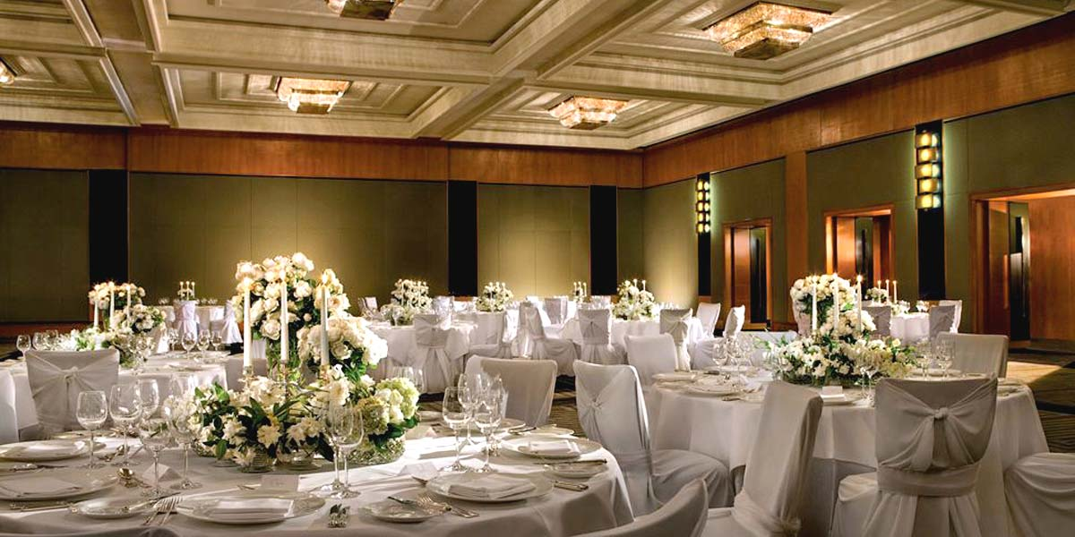 Wedding Reception Venue In Central Sydney, Four Seasons Hotel Sydney, Prestigious Venues