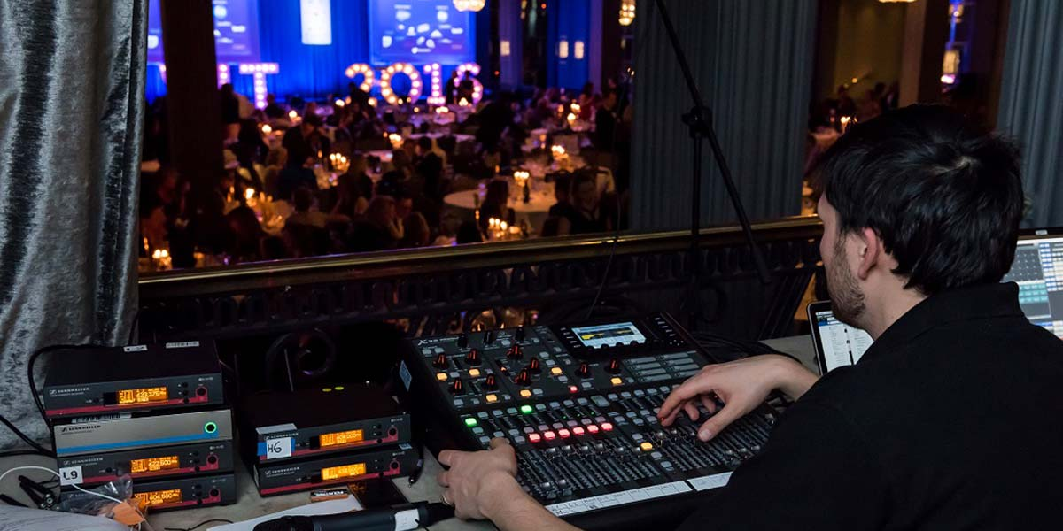 AV Supplier, EMS Events, Prestigious Venues