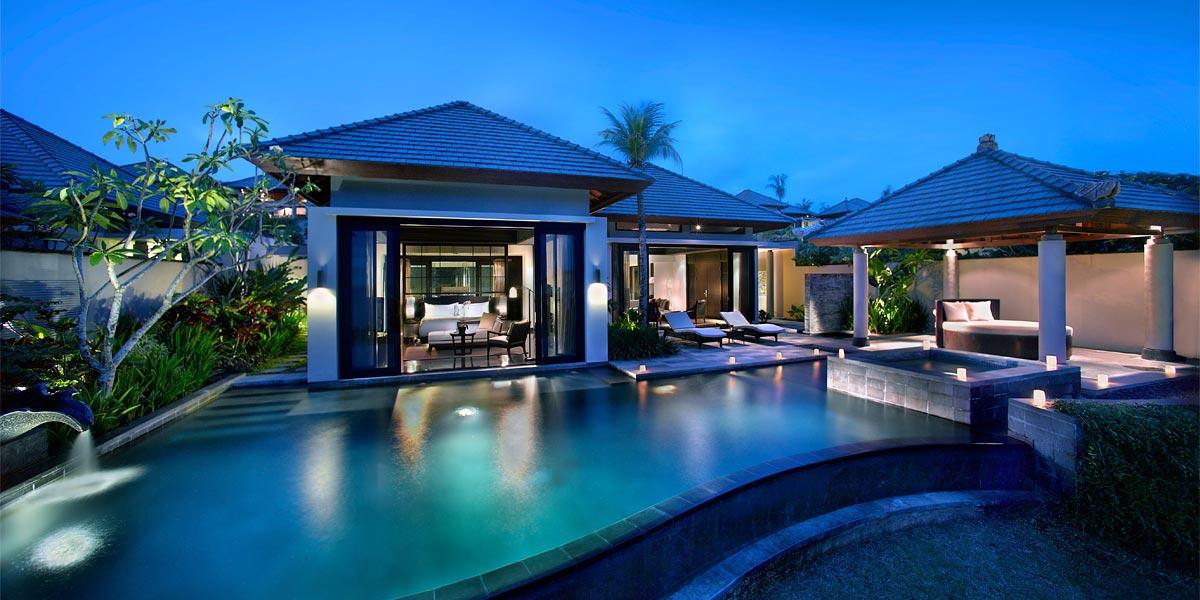 Accommodation In Bali, Banyan Tree Bali, Prestigious Venues