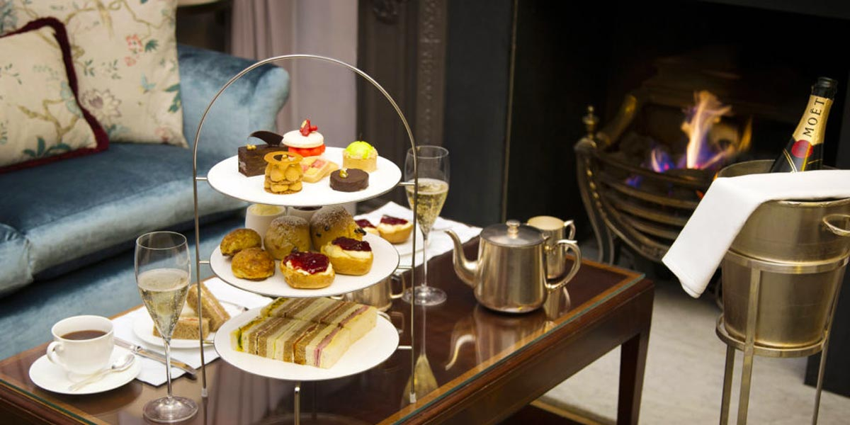 Afternoon Tea Venue In Mayfair, The Stafford London, Prestigious Venues