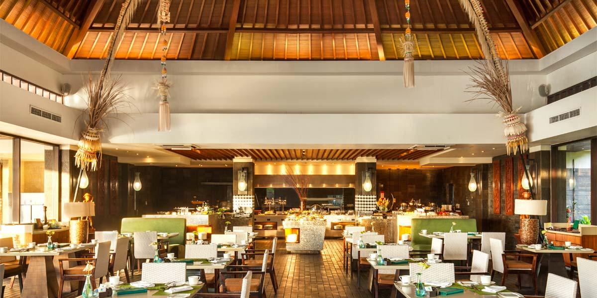 Balinese Restaurant, Banyan Tree Bali, Prestigious Venues