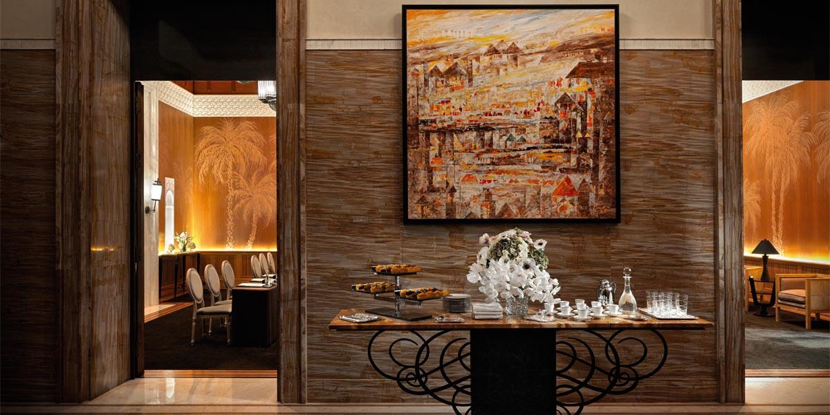 Business Venue, Royal Mansour, Prestigious Venues