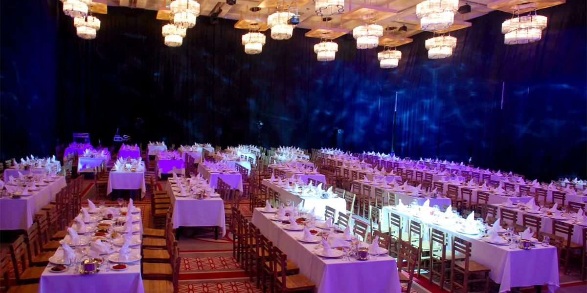 Citrine Ballroom, Cornelia Diamond, Prestigious Venues