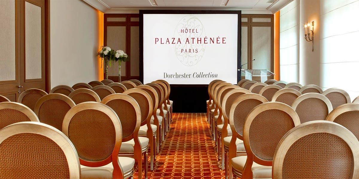 Conference Venue, Hotel Plaza Athenee New York, Prestigious Venues