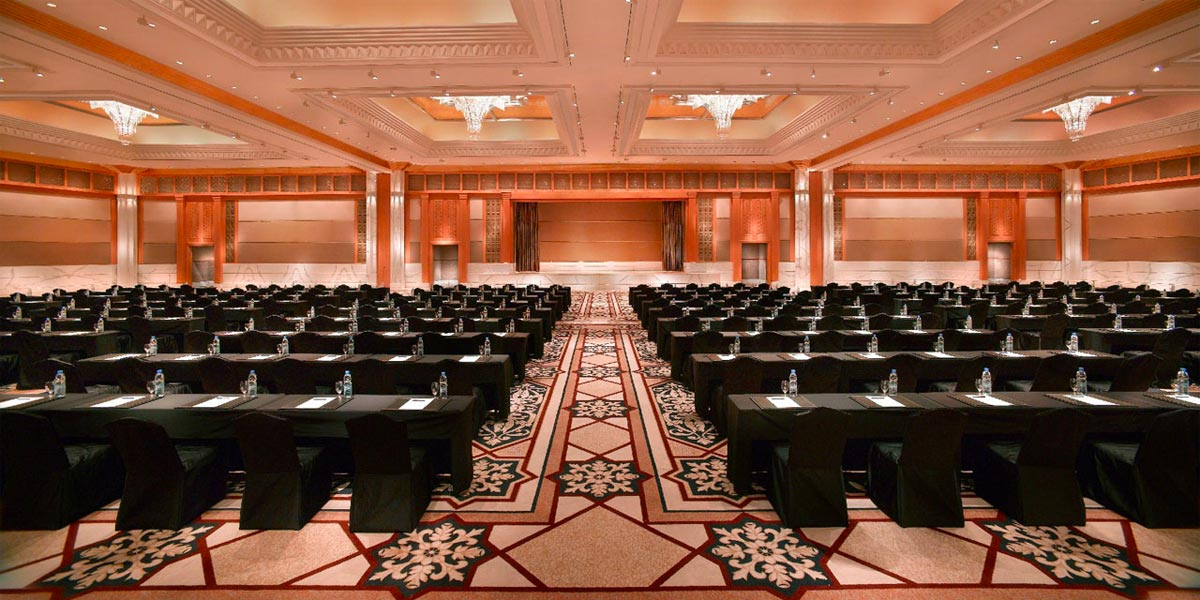 Conference Venue In UAE, Grand Hyatt Dubai, Prestigious Venues
