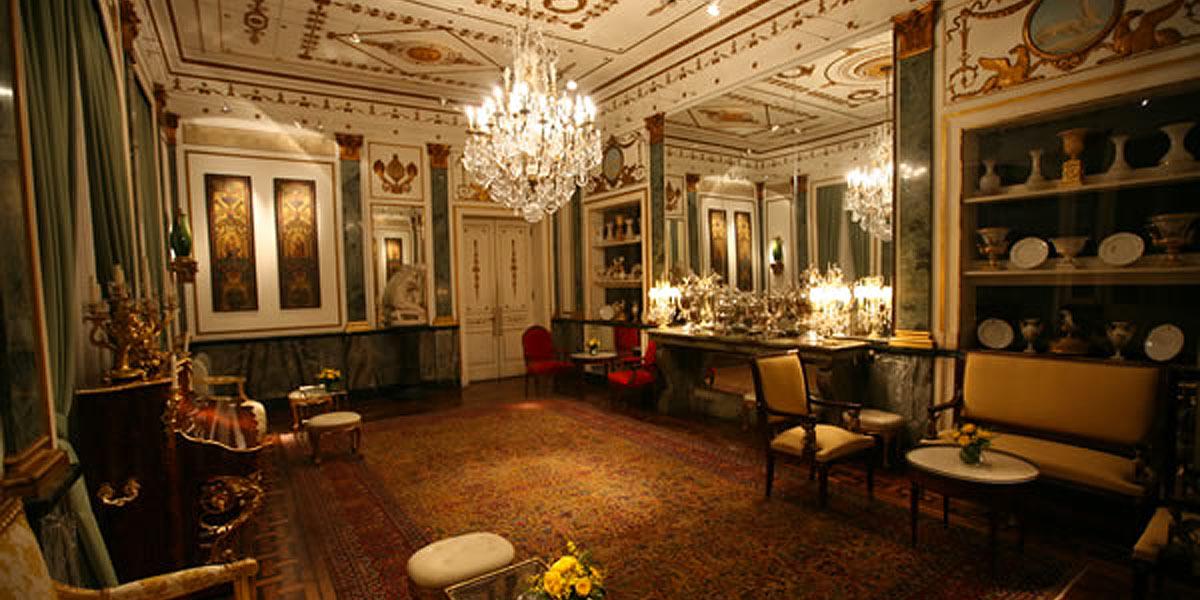 D'Or Room, Casa De Arte E Cultura Julieta De Serpa, Prestigious Venues