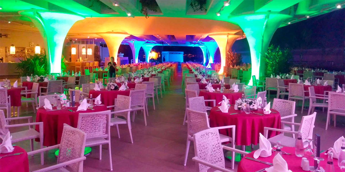 Events In Turkey, Cornelia Diamond, Prestigious Venues