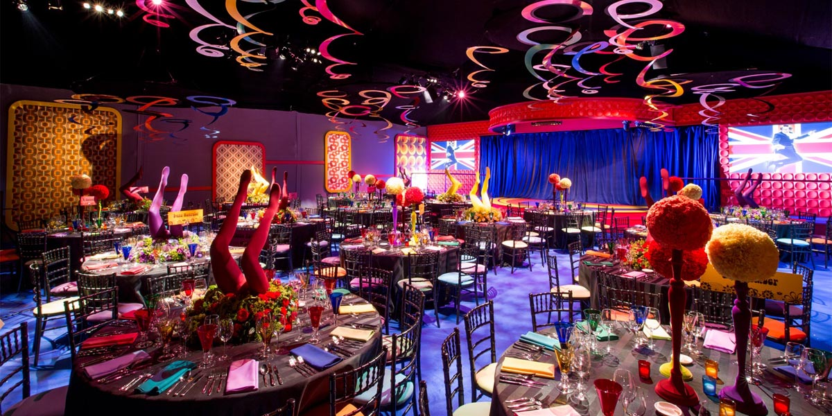Product Launch Venues, Floral Decorations For Product Launches, Wildabout Flowers, Prestigious Venues