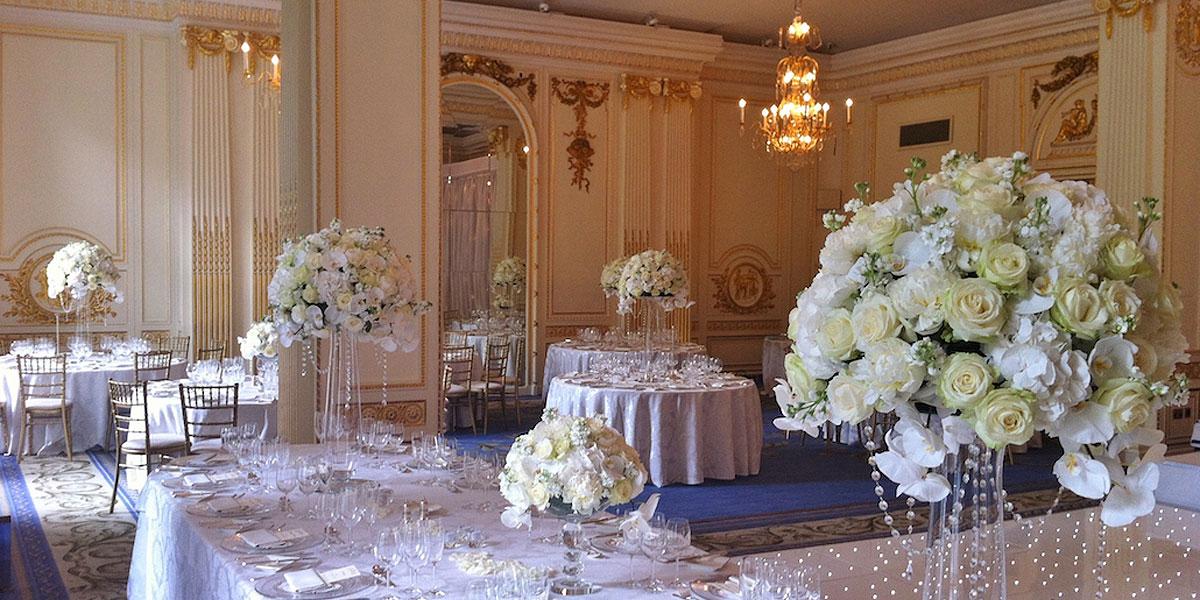 Florist For Weddings, Wildabout Flowers, Prestigious Venues