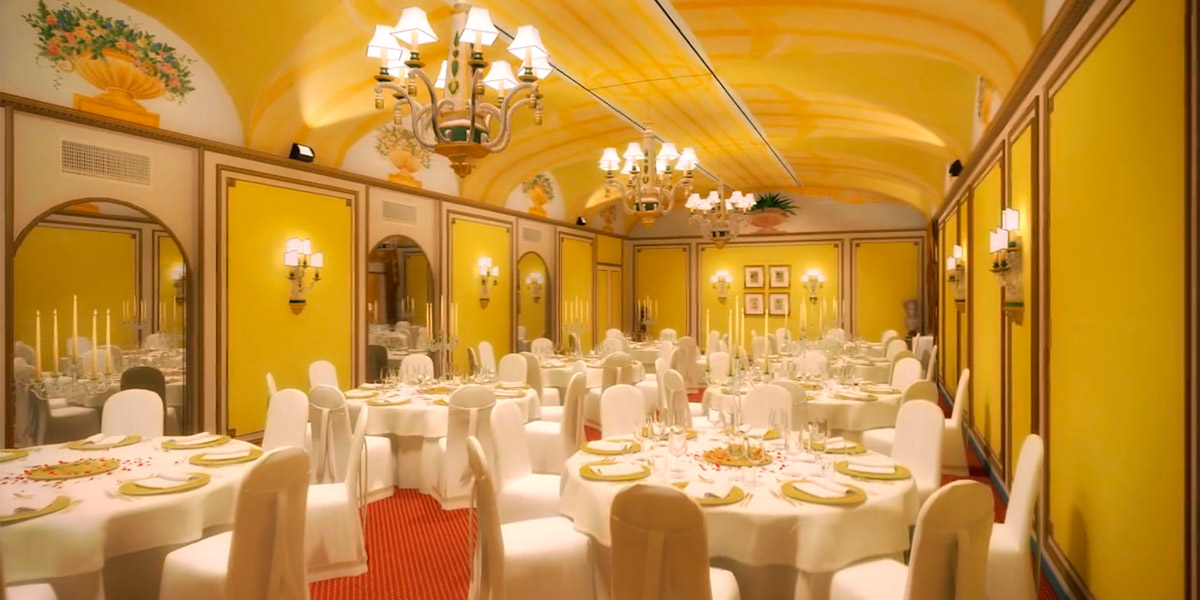 Gala Dinner In The Adornetto Room, St Regis Rome, Prestigious Venues