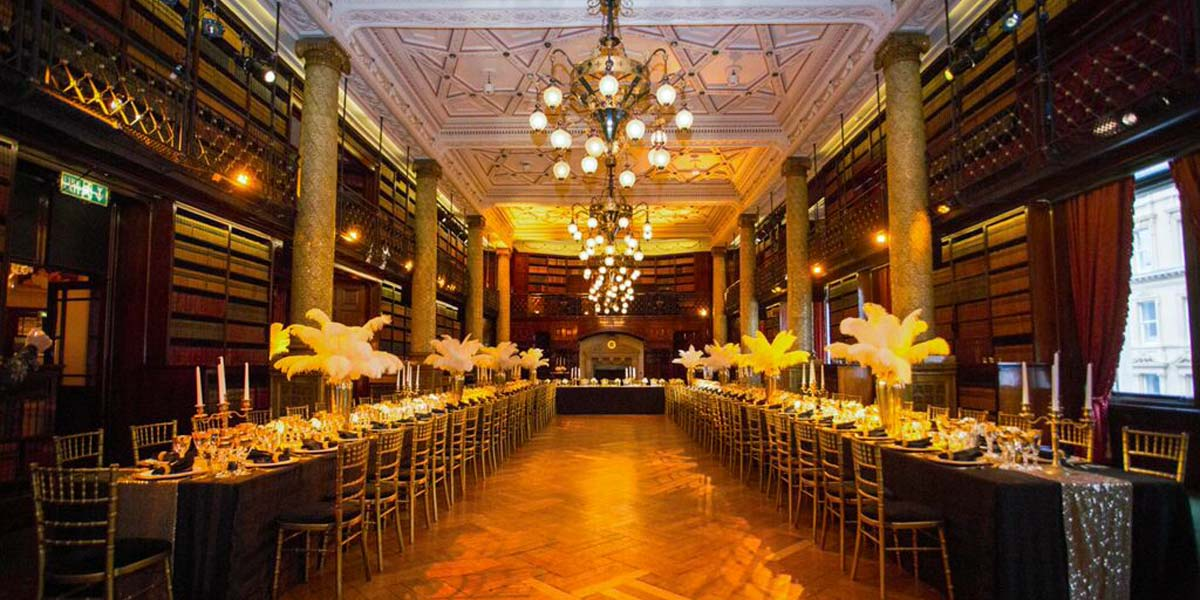 Gala Dinner Venue, One Whitehall Place, Prestigious Venues