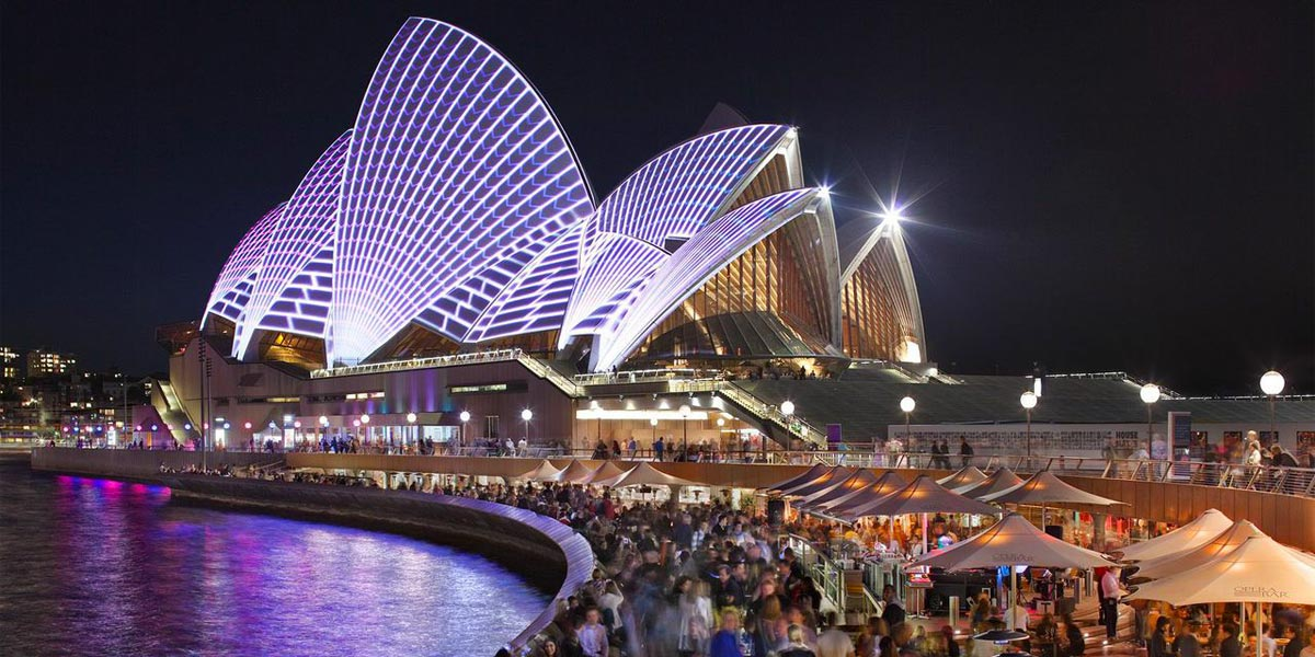 Grand Gala Dinner Venue, Sydney Opera House, Prestigious Venues