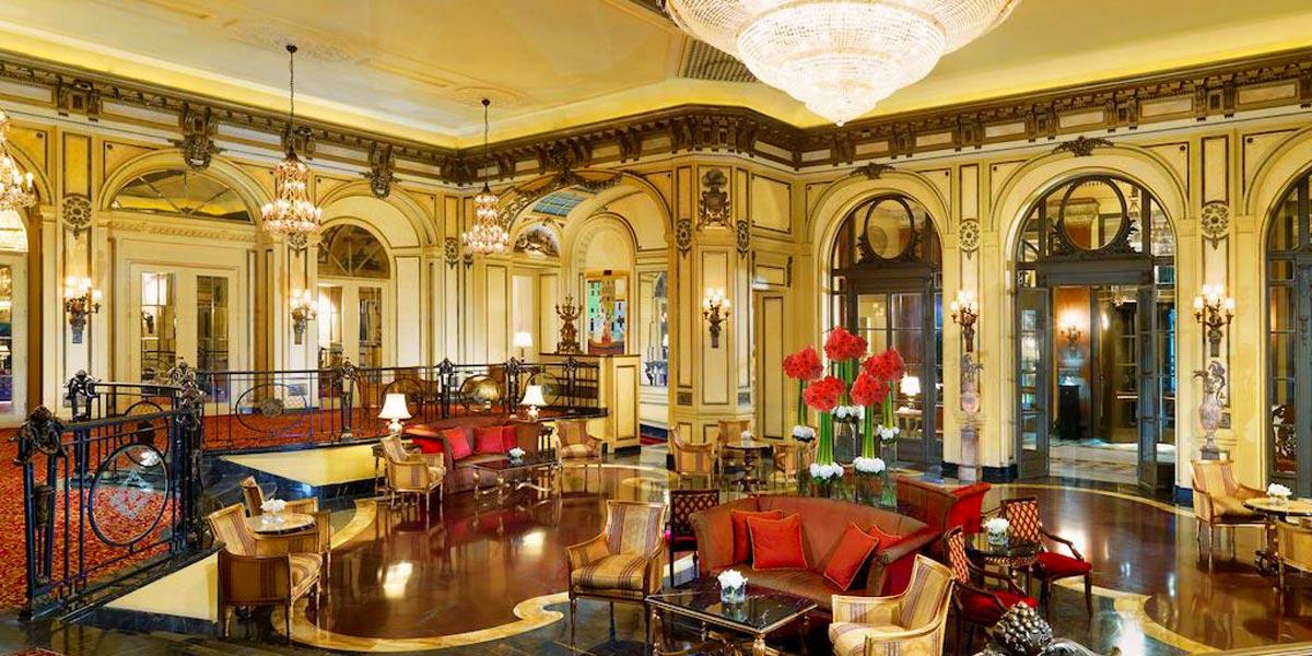 Grand Venue In Rome, St Regis Rome, Prestigious Venues
