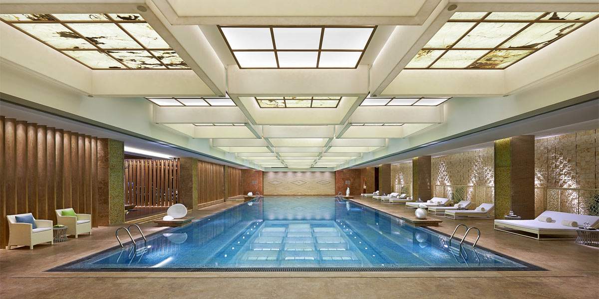 Luxury SPA, Mandarin Oriental Pudong, Prestigious Venues