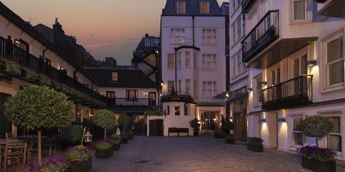 Meeting Venue In Mayfair, The Stafford London, Prestigious Venues