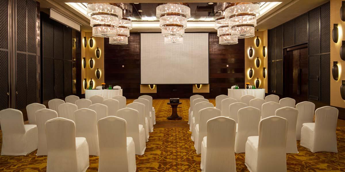Nusa Indah Meeting Room, Banyan Tree Bali, Prestigious Venues