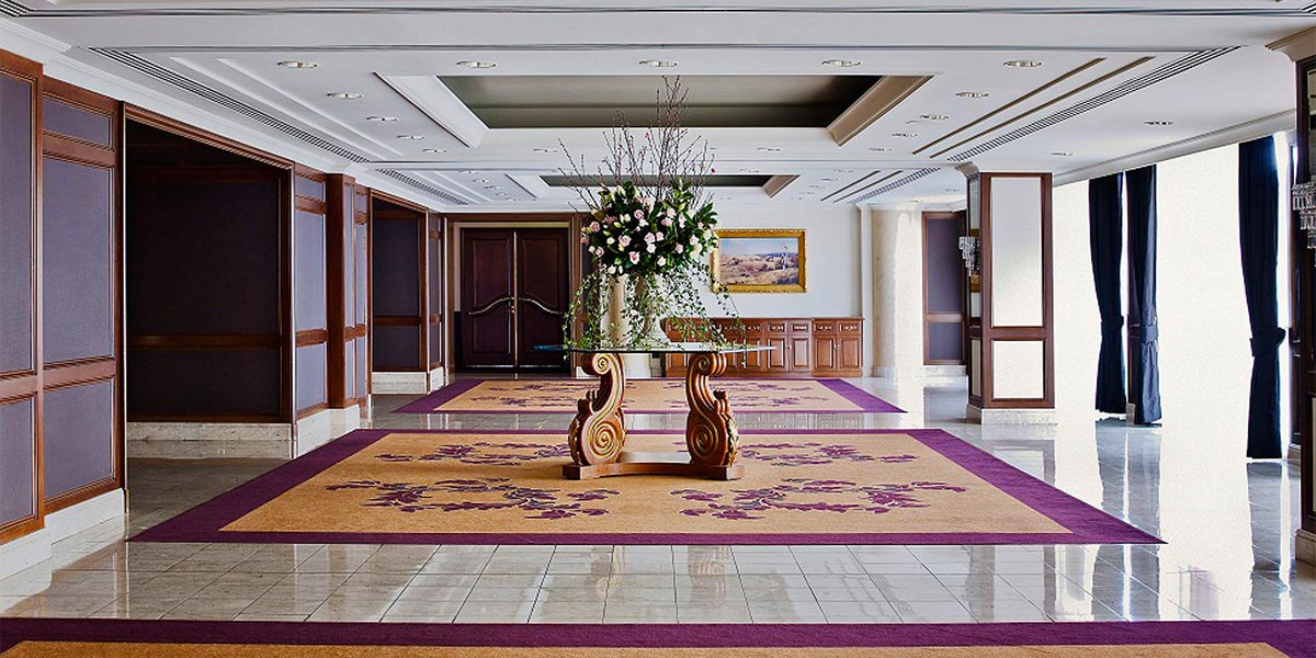 Pre function Room, The Langham Melbourne, Prestigious Venues