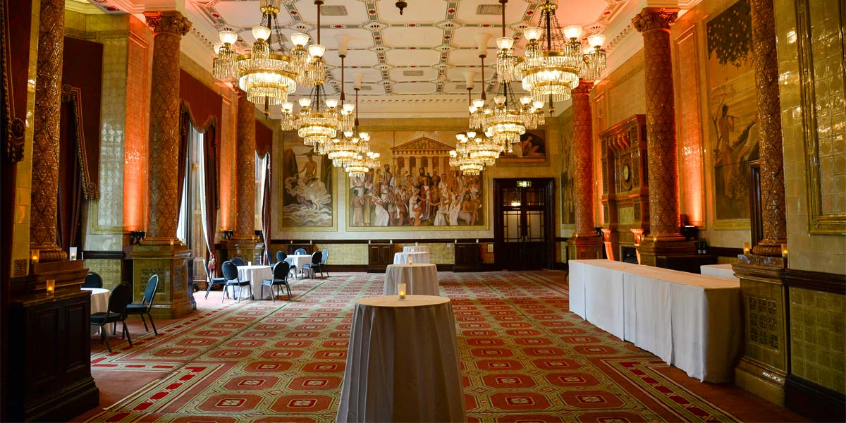 Exhibition Venues, Reading & Writing Room Drinks Reception, One Whitehall Place, Prestigious Venues