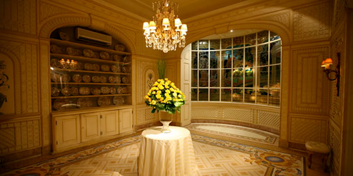 Reception Venue In Rio de Janeiro, Casa De Arte E Cultura Julieta De Serpa, Prestigious Venues