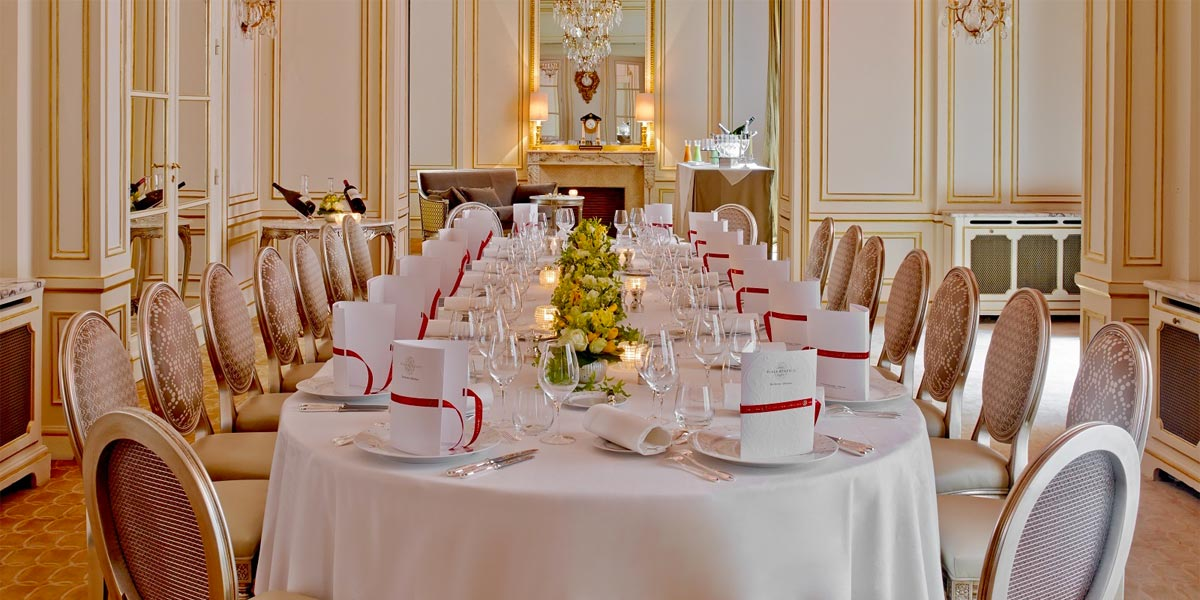 Corporate Event Venues, Salon Organza, Hotel Plaza Athenee New York, Prestigious Venues