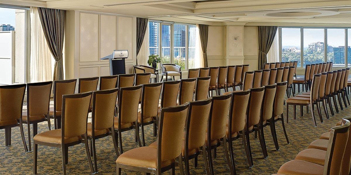 The Alto Room, The Langham Melbourne, Prestigious Venues